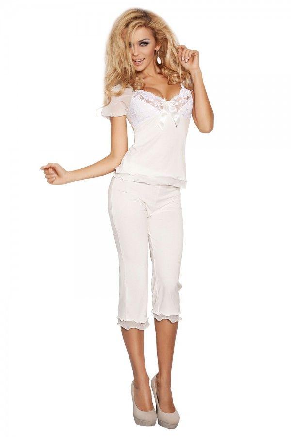 Női pamut pizsama